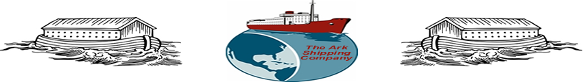 The Ark Shipping Company -- Shipping anywhere in the world